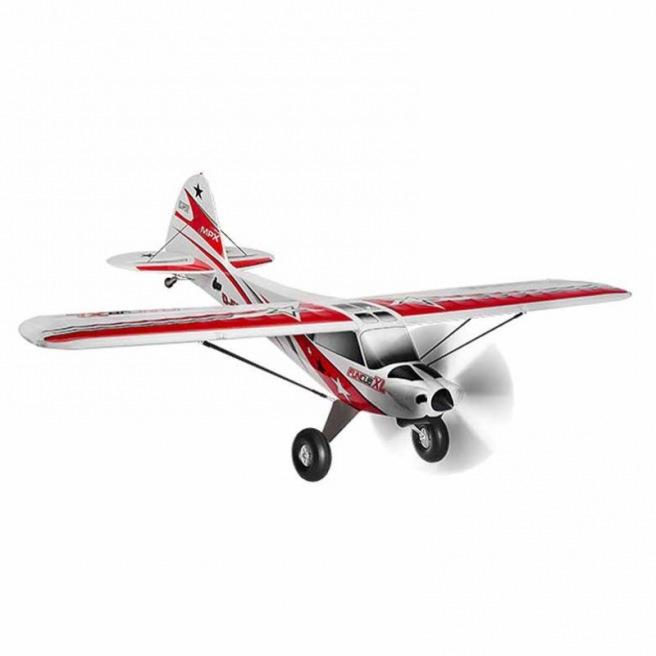 Avion FUNCUB XL RR Multiplex - Env. 1.7 m - LiPo 6S