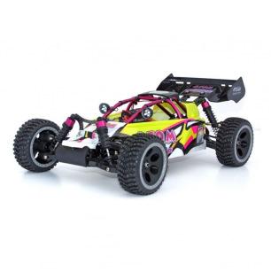 Voiture Buggy ATOM BL Roller Cage 1/10 - moteur Brushless- de MHDPRO