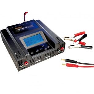 Chargeur Power Peak Twin EQ-BID 1000 - 1000W - 12 à 24 Volts