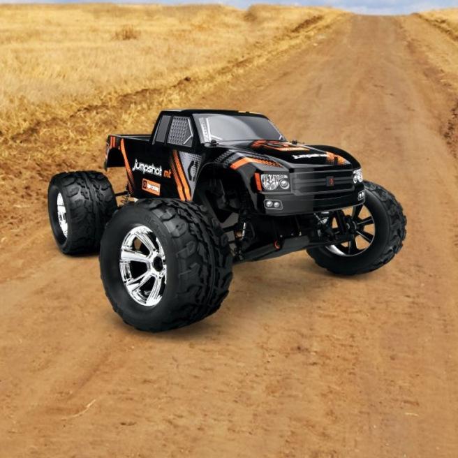 Voiture Monster Truck JUMPSHOT MT - RTR de HPI