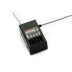 Récepteur Spektrum AR400 - 4 voies - DSMX