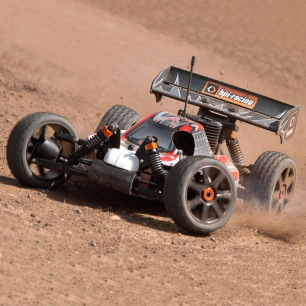 Voiture Buggy TROPHY 3.5 - RTR de HPI