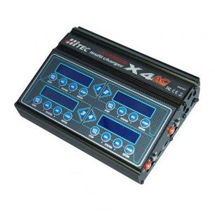 Chargeur HITEC X4 AC Plus