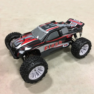 Voiture Truggy FLASH TR GP - RTR de MHDPRO