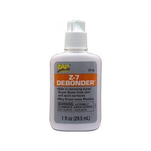 Z-7 DEBONDER - Agent de décollement des Cyanoacrylates