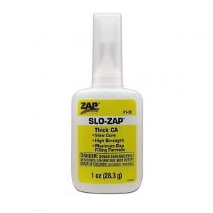 Colle Cyanoacrylate SLO-ZAP - 28g et 56g