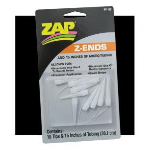 Embouts prolongateurs Z-ENDS pour les colles ZAP