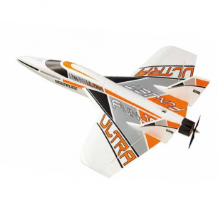 Avion FunJet ULTRA Kit PLUS de Multiplex - Env. 0.78 m - LiPo 3S