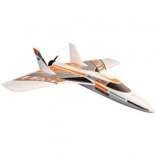 Avion FunJet ULTRA Kit de Multiplex - Env. 0.88 m - LiPo 3S