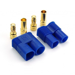 Connecteurs dorés EC3 - Mâle ou Femelle