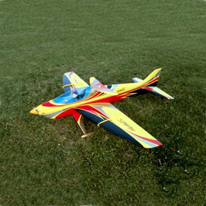 Avion MYTHOS 30E de SebArt