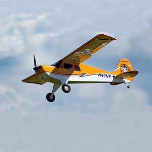Avion Little Foot Legacy Aviation d'Extreme Flight - Env 1.33m