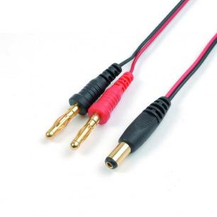 Cordon de Charge avec Connecteurs FUTABA / HITEC TX