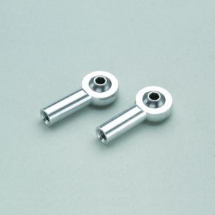 Chape aluminium à bille - M2, M2.5, M3 ou M4