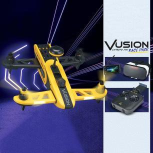 Drone VUSION Extrême FPV Race Pack - RTF de Hobbico