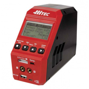 Chargeur Hitec Multicharger X1 Red