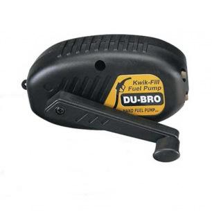 Pompe à carburant manuelle, essence et méthanol - Dubro