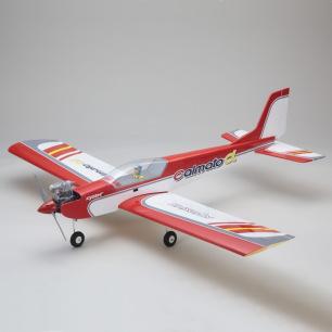 Avion CALMATO Alpha 40 Sport - Rouge - Env. 1,60m de Kyosho