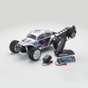 Voiture MAD BUG VEi EP Readyset 4WD ORION dDRIVE de Kyosho