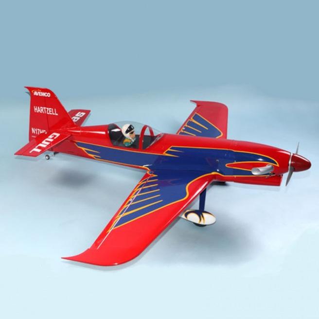 Avion TURBO RAVEN - 46/55 ARF de Seagull