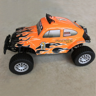 Voiture KANSAS Baja Brushless- RTR - 1/10 de MHDPRO