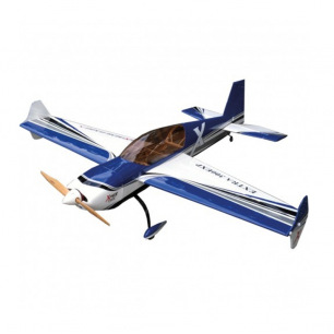 "Avion EXTRA 300 EXP 52"" Bleu - ARF - Env. 132 cm de Extreme Flight"