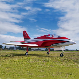 Jet FUTURA PNP - Env. 80 mm EDF de FMS