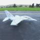 Jet YAK 130 V2 70mm EDF Gris PNP - Env. 88 cm de FMS