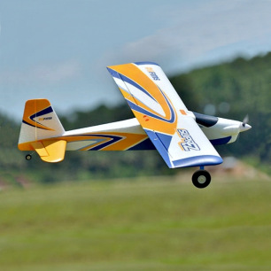 Avion Trainer SUPER EZ V2 RTF - Env. 122 cm de FMS