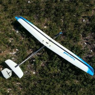Planeur F3K LONG SHOT 4 de HOREJSI - env 150 cm - Rouge ou Bleu