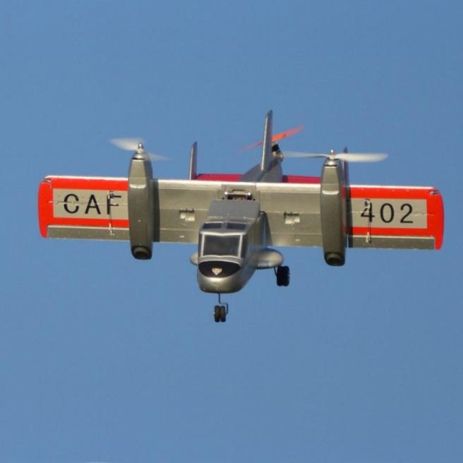 Avion Canadair CL-84 Dynavert EP RR de Flyzone