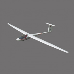 Planeur ASH-26 GFK de Royal Model - env 3.00 m