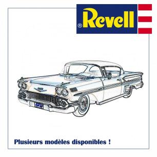 Maquettes plastiques de Voitures à assembler - Revell