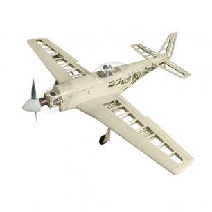 Avion Mustang P-51D kit à construire de SF Model - Env: 143cm