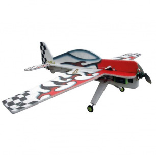 Avion Indoor YAK 54 Rouge A2Pro/Pro-Tronik