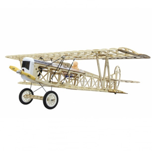 Avion Fokker D.VII kit à construire au 1:7.4 - SF Model