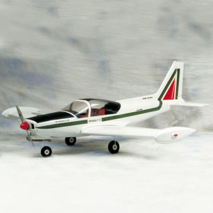 Avion SIAI Marchetti SF260 de Mantua avec train rentrant inclus
