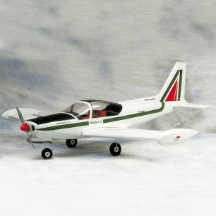 Avion SIAI Marchetti SF260 de Mantua avec train rentrant inclus