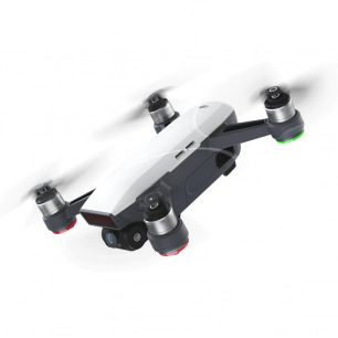Drones DJI Spark Blanc - Standard et Fly More Combo