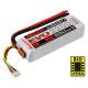 Batteries LiPo EVO de 2 à 6S - 30C - 350 à 5000mAh - ROXXY