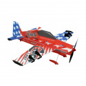 "Avion indoor Crack Laser Pro ""Patriot"" de RC Factory"