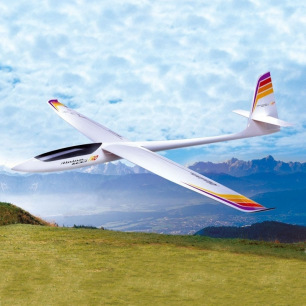 Planeur Alpina 4001 CME ARF de Tangent - Env.: 4.0m