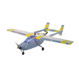 Avion Cessna 02A/B Skymaster de Aviomodelli - Env :