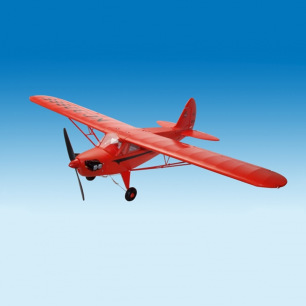Avion PIPER J-5 ARF de Freewing Model - Env: 1100mm