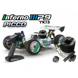 Voiture Inferno MP9 de Kyosho