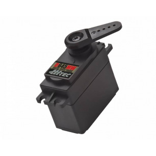 servo Hitec D645MG programmable