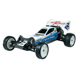 Voiture Neo Fighter Buggy DT03 de Tamiya + Radio