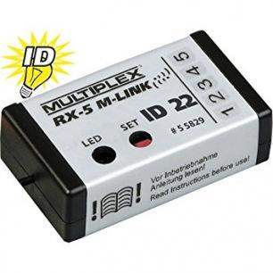 Récepteur RX-5 light M-LINK 2.4 GHz