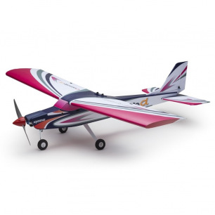 Avion Calmato Alpha 40 Trainer Toughlon Purple EP/GP de Kyosho - Env.: 1.60m