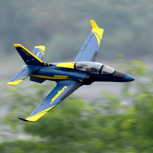 Jet EDF Viper Blue Kit PNP de FMS – Env : 70mm